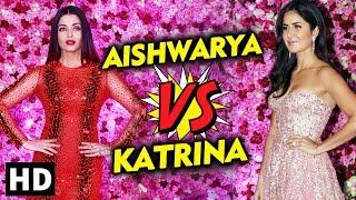 Katrina Kaif Vs Aishwarya Rai   Who LOOKS Most Stunning?