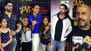 How To Train Your Dragon Special Screening | Vishal Dadlani, Mini Mathur