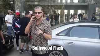 DJ Snake Spotted At Karan Johar's Dharma Production House To Meet Brahmastra Team