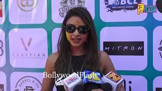 Pooja Banejee At Ekta Kapoor's Holi Party 2019 - Full Interview
