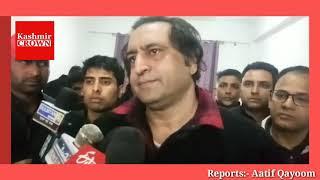 Sanctity of human life reduced  in Kashmir : Sajad Lone on custodial death