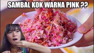 WOW, DI BALI ADA SAMBAL WARNA PINK !! #COCOLAN