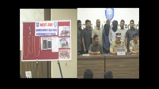 Most Wanted Chain Snatchers Arrested | Hyderabad Becomes Best Livalbe City |