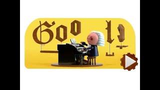 Google marks Johann Sebastian Bach's birth anniversary with AI-powered doodle