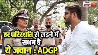 Exclusive:  ADGP Shashi Prabha ने बताया Gangsters और Drugs के साथ कैसे लड़ेगी Police