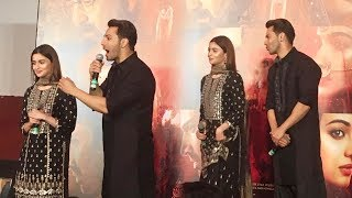 Kalank - First Class Song Launch | Varun Dhawan, Alia Bhatt