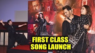 UNCUT - First Class Song Launch | Kalank | Varun Dhawan, Alia Bhatt