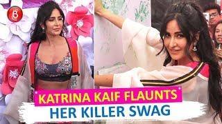 Katrina Kaif Flaunts Her Killer Swag At Holi Bash