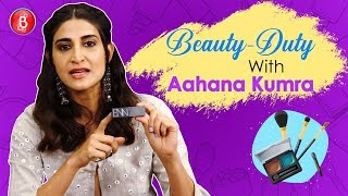 Make Up Tutorials: Aahana Kumra Gives You Tricks To Get Red-Carpet-Ready In Just 3 Minutes