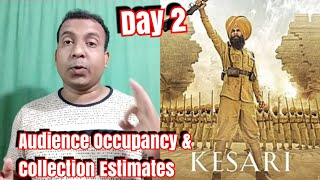 KESARI Movie Audience Occupancy And Collection Estimates Day 2