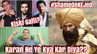 Karan Jauhar Ne Ye Kya Kar Diya? Akkians Ne SRK Fans Ko Kuch Is Tarah Saavdhan Kiya?