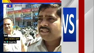 करनाल में चोरों के हौसले बुलंद || ANV NEWS KARNAL - HARYANA