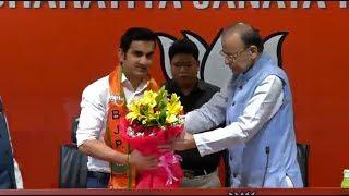 BJP की टीम से चौके छक्के लगाने को तैयार यह CRICKETER
