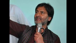Yasin Malik-led JKLF banned under anti-terror law by Indian govt