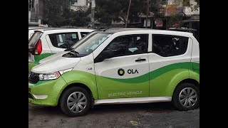 Karnataka- Ola cabs banned in Bengaluru for 6 months for licence violation