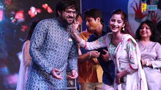 Harbal Holi Celebration 2019 By Swapna Pati Foundation In Bhubneshwar