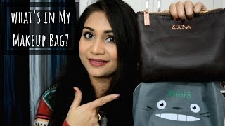 What's in my Makeup Bag? | Nidhi Katiyar