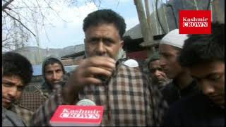 Locals In Fatehgarh Baramulla Protest Against PDD Over Non availability of Transformer.Report by Rez