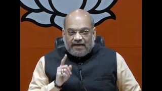 Rahul Gandhi should explain to nation Sam Pitroda's remarks over Pulwama- Amit Shah