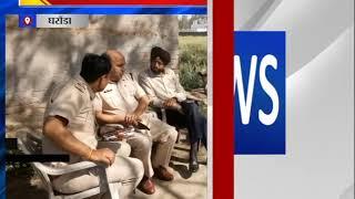 गैस के कारण वेल्डिंग करते समय ब्लास्ट || ANV NEWS  KARNAL - HARYANA