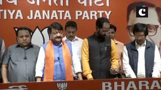 LS polls- GJM, GNLF pledge support to BJP in Darjeeling