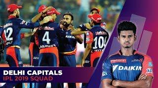 IPL 2019- Delhi Capitals (DC) Full Squad   Shreyas Iyer to lead   Shikhar Dhawan to open