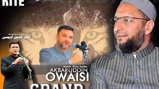Akbaruddin Owaisi | Trolls PM Modi | Says The journey of Chaiwala To Chowkidar |ill give you Dress