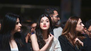 Sanjay Kapoors Daughter Shanaya At Abu Jani-Sandeep Khosla's Fashion Show