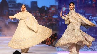 Sonam Kapoor At Caring With Style Fashion Show | Cancer Patients Aid Association (CPAA)