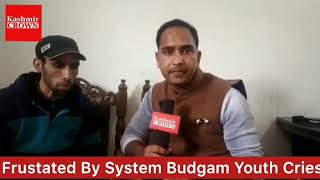 #ComingUp  Poor Boy Of Budgam Cries For Justice,FIR Lodged Against Poor Boy Allegedly By PMGSY