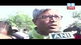 DBLIVE | 5 September 2016 | Congress protests against Ashutosh's blog