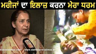 Exclusive: Navjot Kaur Sidhu Openly Speaks upon her role during Amritsar Rail Accident