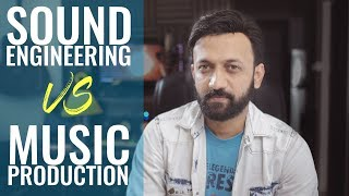 Music Production and Sound Engineering Courses | Differences | Who Should Do It | HINDI | INDIA