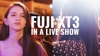 [HINDI] Shooting a Live Show On FUJI XT3  & Fujinon 23mm f1.4