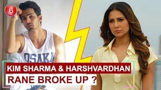 Kim Sharma With Husband Harshvardhan Rane Spotted At Bandra