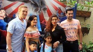 Disneys Dumbo Special Screening | Kanika Maheshwari, Aashka Goradia, Brent Goble