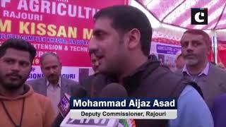 Agriculture Dept organises Kissan Mela in J&K's Rajouri