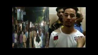 2 Groups Ki Maar peet | Syedabad Par | Commissioner ANd Mla Ahmed Balala On Spot |