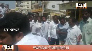 Malkajgiri TRS Supportive Candidate | Mori Rajshekar Reddy Files Nomination As aSupportive Candidate
