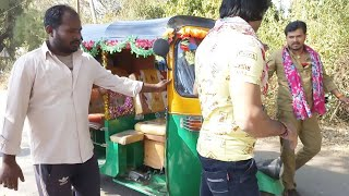 Making Of Action Scene || Pramod Premi Bhojpuri Movie || Premi Auto wala || A.S Films