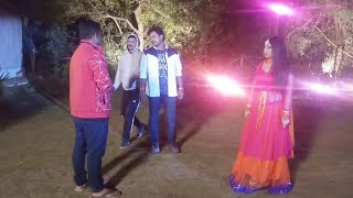 Pramod Premi & Amrita Pandey Song Making Video || Bhojpuri Film_ Premi Auto Wala || A.S Films