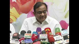Indian economy has the capacity to implement Nyay, says Chidambaram