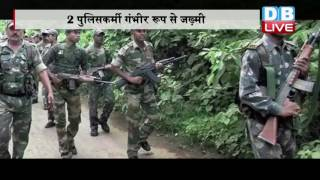 DB LIVE   24 OCT 2016   18 Maoists killed on Odisha-Andhra border