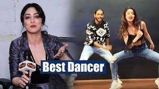 Sandeepa Dhar Praises Choreographer Melvin Louis | Ritviz - Ved