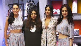 Sanat Collection Launch By Payal Singhal | Shibani Dandekar, Isabel Kaif, Sanjeeda Shaikh