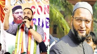 Feroz Khan Firing Speech Against Asaduddin Owaisi In Jalsa At Kishan Bagh | @ SACH NEWS |