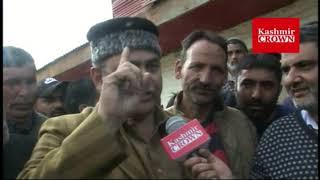 PC Parliament Candidate Raja Aijaz Talking To Kashmir Crown