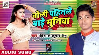 Vishal Kumar Vishu का सबसे मस्त (SONG 2019) - Choli Pahinale Bade Muniya  - Bhojpuri Hit Songs 2019