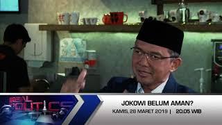 Real Politics: Jokowi Belum Aman?