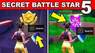SECRET BATTLE STAR WEEK 5 SEASON 8 LOCATION Loading Screen Fortnite – WEEK 5 SECRET BANNER REPLACED